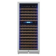 Винный шкаф FROSTY H168D-E1F двухзонный