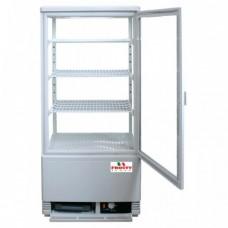 Настольный холодильный  шкаф FROSTY RT78L-1D white