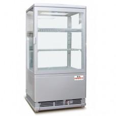 Настольный холодильный шкаф FROSTY RT58L-1D white