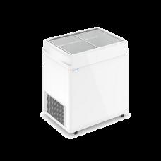 Ларь морозильный FROSTOR F200С  прямое стекло