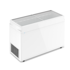 Ларь морозильный FROSTOR F600С  прямое стекло