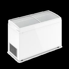 Ларь морозильный FROSTOR F500E  гнутое стекло