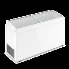 Ларь морозильный FROSTOR F600E  гнутое стекло