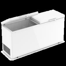 Ларь морозильный FROSTOR F800SD глухая крышка
