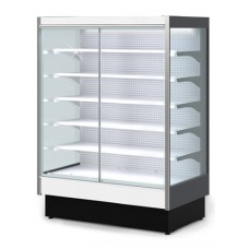 Холодильная горка Свитязь Q 180 BCн DG GOLFSTREAM с дверьми