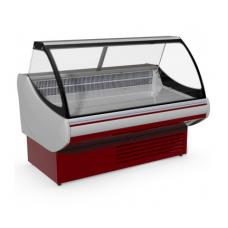 Холодильная витрина JUKA VGL160A газлифт