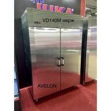 Холодильный шкаф VD140M JUKA нержавеющая сталь