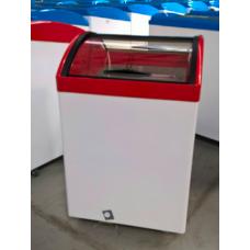 Ларь морозильный JUKA M100V  Прикассовый