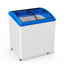 Ларь холодильный N200S JUKA с гнутым стеклом