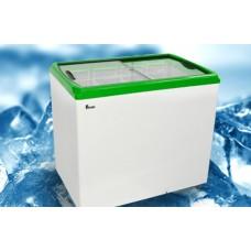 Ларь морозильный M300P JUKA с прямым стеклом