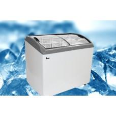 Ларь морозильный M300S JUKA с гнутым стеклом