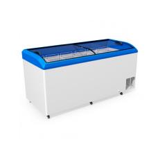 Ларь холодильный N800S JUKA с гнутым стеклом