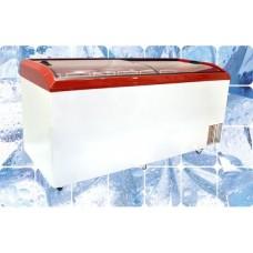 Ларь морозильный M800S JUKA с гнутым стеклом