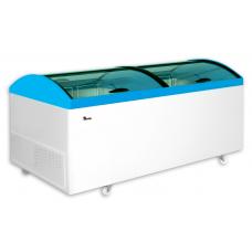 Бонета-ларь морозильная M1000V JUKA