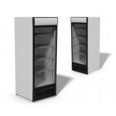 Морозильный шкаф ND75G JUKA  со стеклянной дверью