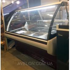 Холодильная витрина JUKA SGL 130