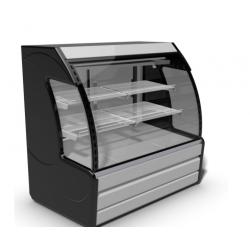 Холодильная витрина VDG144 - НОВИНКА люкс класса от JUKA