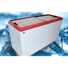 Ларь морозильный M600P JUKA с прямым стеклом