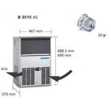 Льдогенератор SCOTSMAN Bar Line B 3008 AS