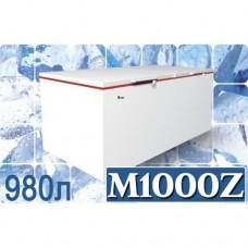 Ларь морозильный М1000Z JUKA с глухой крышкой
