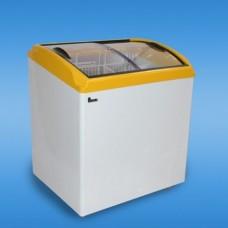 Ларь морозильный M200S JUKA с гнутым стеклом
