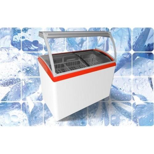Морозильные витрины для мороженого JUKA M400SL