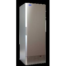 Шкаф морозильный Капри 0,7 Н нержавейка