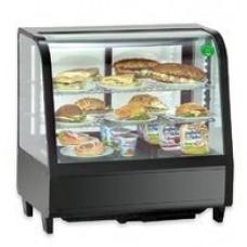 Настольная холодильная витрина EWT INOX RTW-100L