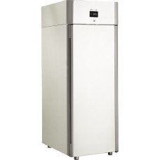 Шкаф морозильный POLAIR CВ 105 Sm-Alu