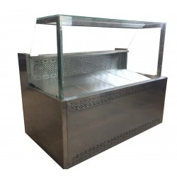 Холодильная витрина Пальмира Куб – новинка от Айстермо