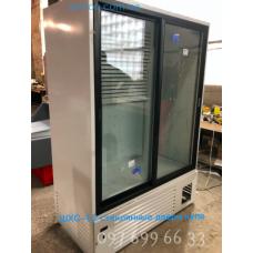 Шкаф холодильный ШХС-1.2 Айстермо (раздвижные стеклянные двери-купе)