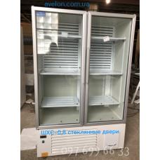 Шкаф холодильный ШХС-0.8 Айстермо со стеклянными распашными дверями
