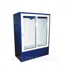 Шкаф холодильный ШХС-1.2 Айстермо (раздвижные стеклянные двери)
