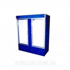 Шкаф холодильный ШХС-1.0 Айстермо (стеклянная дверь, лайтбокс)
