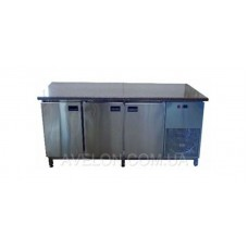 Стол холодильный с гранитной столешницей Tehma 14740