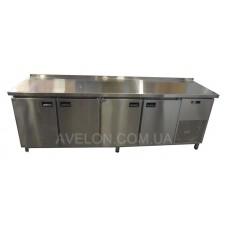 Стол холодильный 4 двери 2320х600х850 Tehma 9687