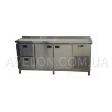 Холодильный стол 2 двери 2 ящика 1860х700х850 Tehma 98918