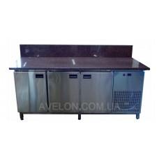 Стол холодильный с гранитной столешницей Tehma 98977