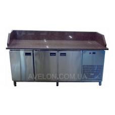 Стол холодильный с гранитной столешницей Tehma 98979