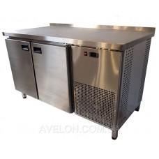 Стол холодильный 2х дверный Tehma 1400*700*850