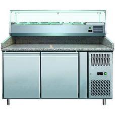 Стол для пиццы COOLEQ PZ2600 TN VRX 1500/380