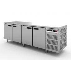 Стол холодильный Modern-Expo NRADAA без борта, четыре двери