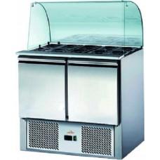 Стол холодильный саладетта FROSTY S900CG