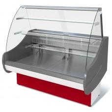 Кондитерская витрина холодильная ТАИР ВХСд - 1,5 МХМ