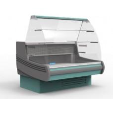 Витрина холодильная кондитерская MUZA-К-1.25 UBC