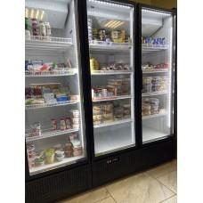 Шкаф холодильный UBC SUPER LARGE (без лайтбокса, двери распашные)