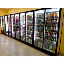 Новинка холодильный шкаф Extra Large Ice Stream от UBC