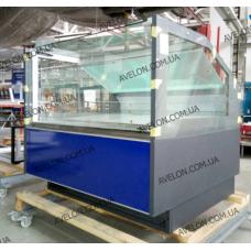 Холодильная витрина UBC GRACIA 1,25 (микролифт, статика)