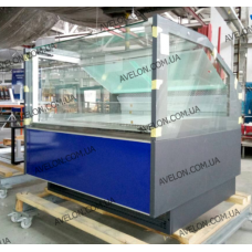 Холодильная витрина UBC GRACIA D 1,25 (микролифт, динамика)