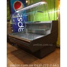 Витрина холодильная кондитерская MUZA-К 1.25